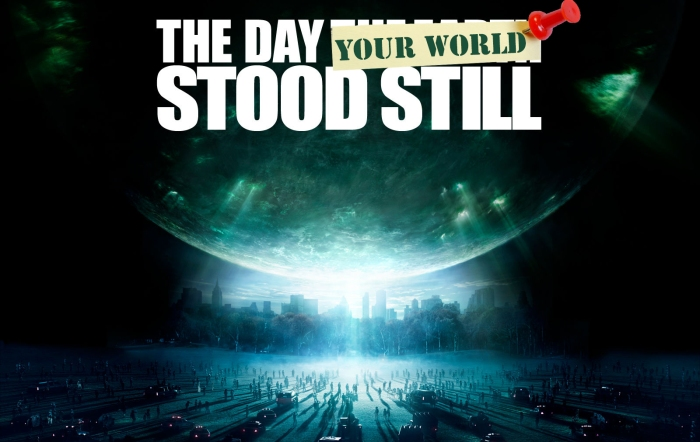 The Day your World Stood Still