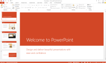 Welcome to PowerPoint 2013