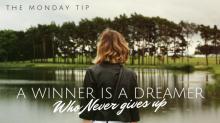 A Winner is a Dreamer