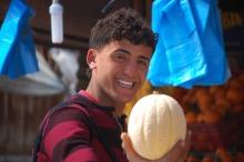 Smile like a tunisian